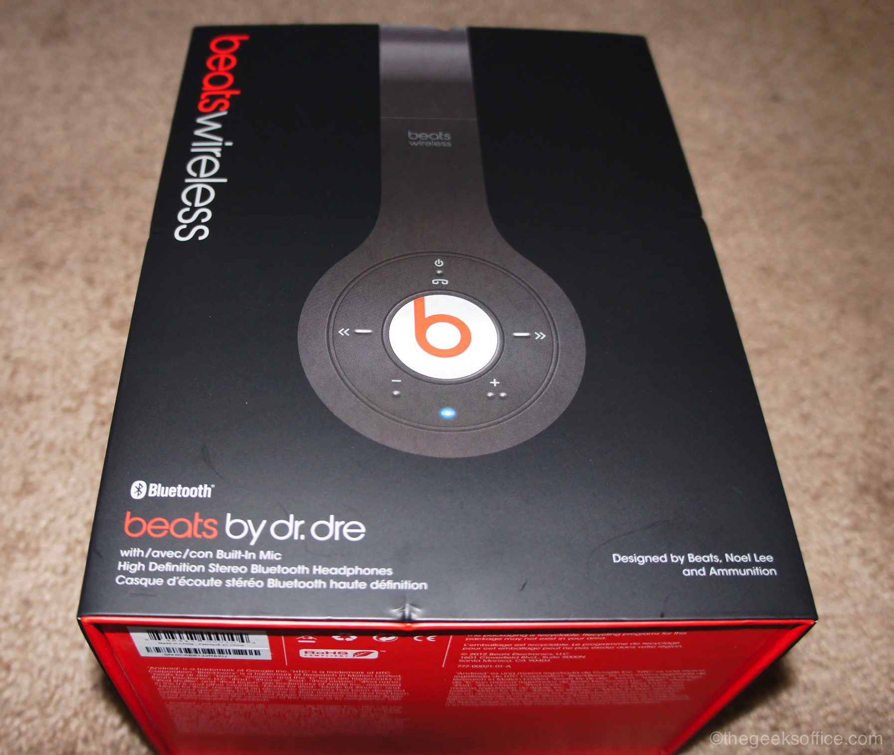 Beats By Dre The Geeks Office